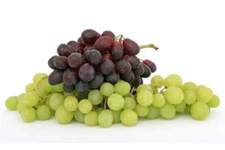 uvas de temporada
