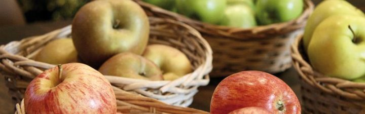 variedad de manzanas