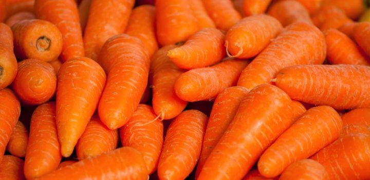 zanahoria. beneficios de la zanahora que no conocías