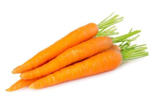 beneficios de las zanahoras