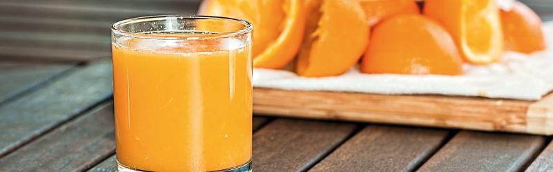 exprimir naranjas sin exprimidor