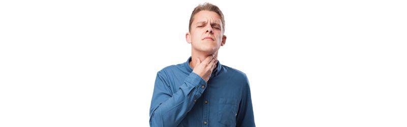zumos naturales para la garganta