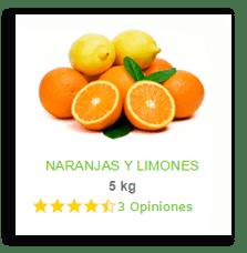 zumos naranja limon