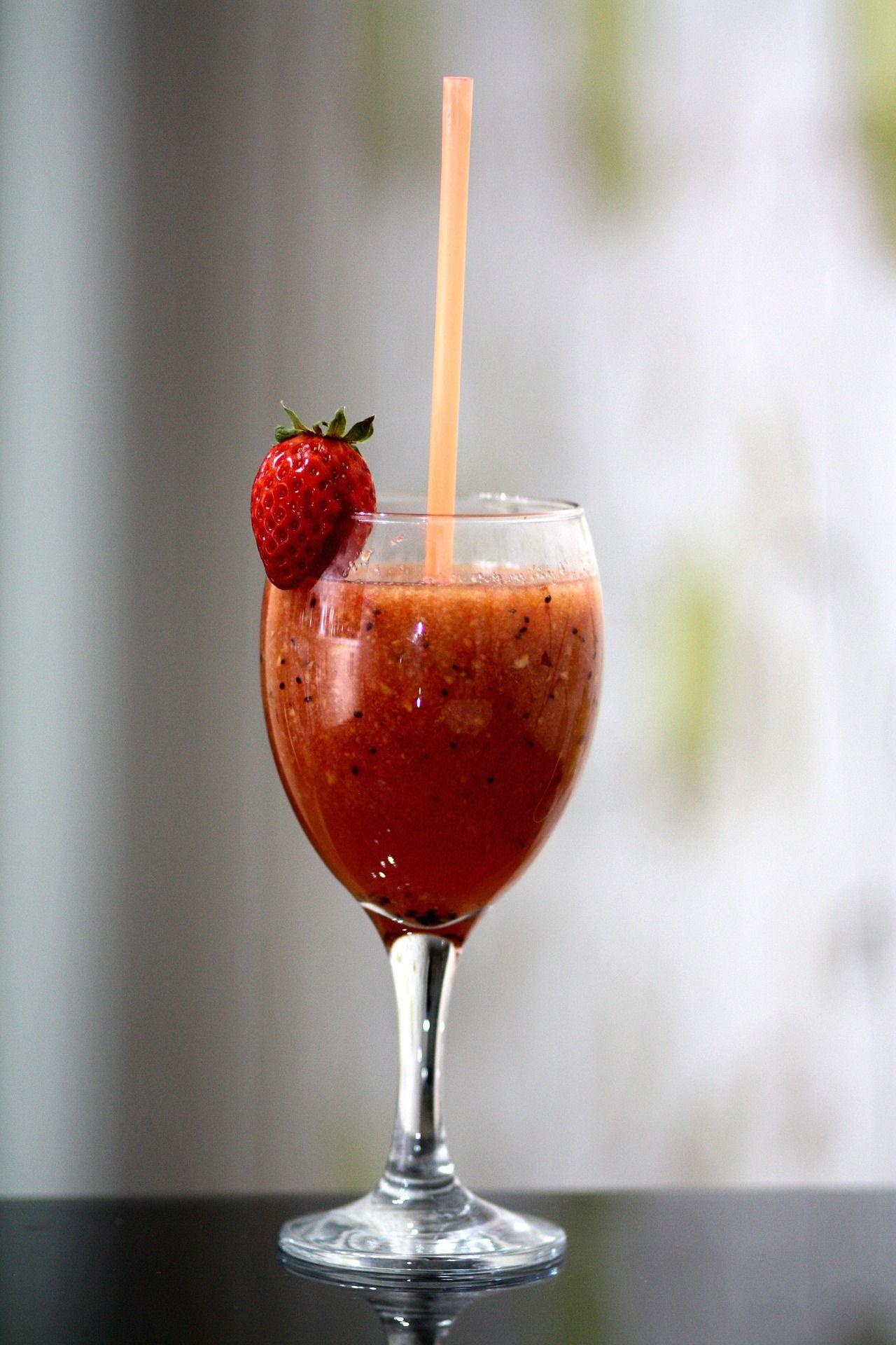 zumos rojos