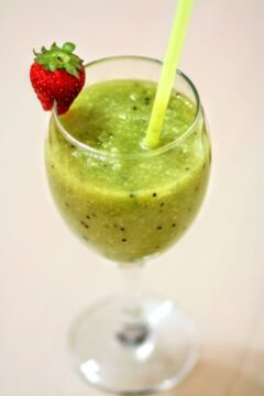 zumo verde comefruta